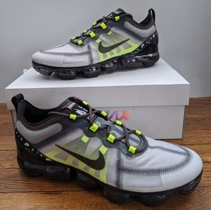Nike Air Vapormax 2019 XL Atmosphere Grey Volt